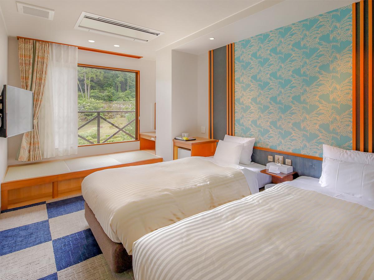 【限定プラン】箱根の森おかだ 宿泊用の客室でゆったり